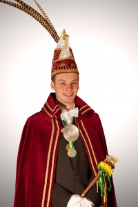 Prins Matthijs d'n Urste