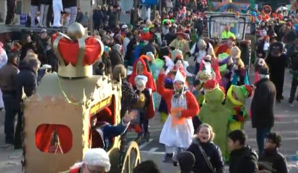 Rammetjes maken carnaval tot een sprookje