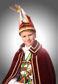 Jeugdprins Werner d'n Urste