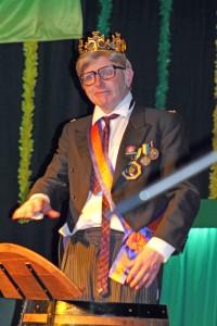 Zijne Koninklijke Hoogheid Koning Willem Alexander (Berry Knapen)
