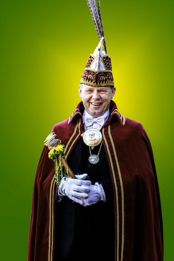 Prins John II