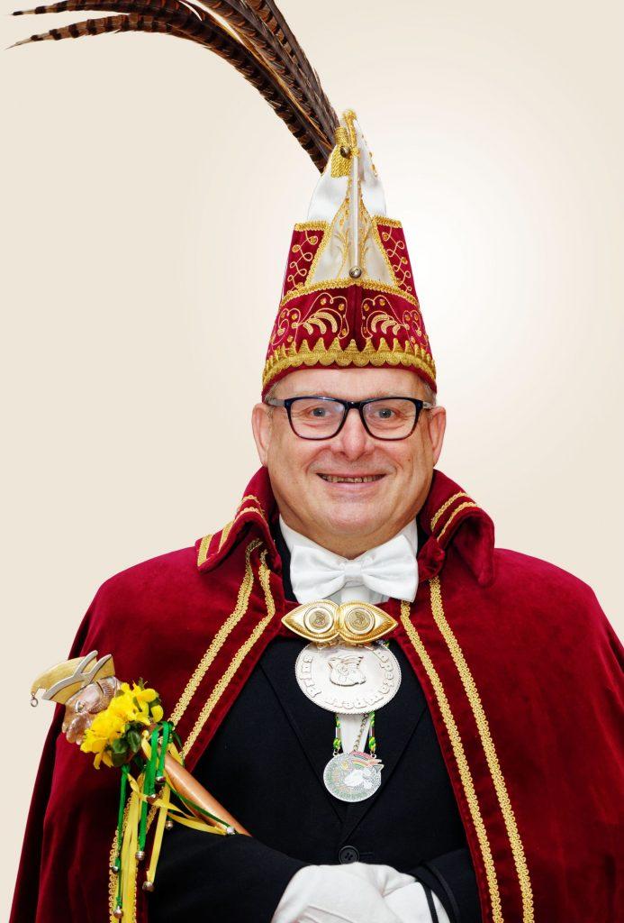 Prins Ton d'n Urste