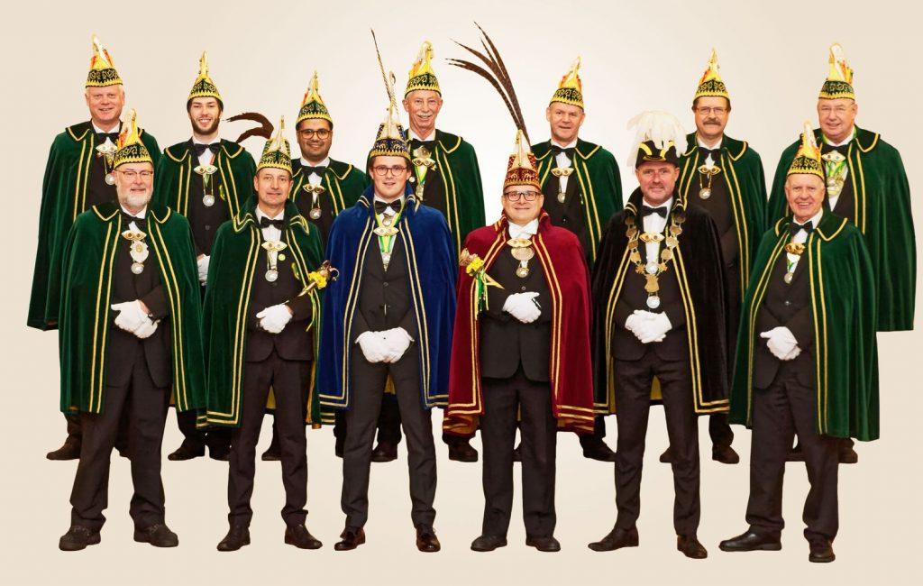 Prins Ton I met de Raad van Elf